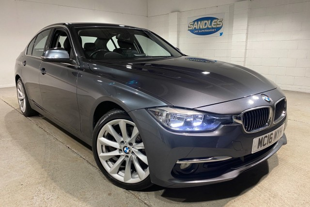 BMW 3 Series 2.0 320d Luxury 4dr Saloon 2016