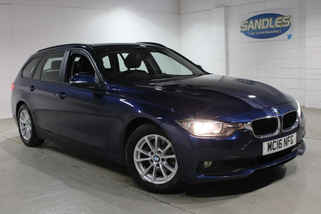 BMW 3 Series 2.0 320d Ed Plus Touring 5dr Estate 2016