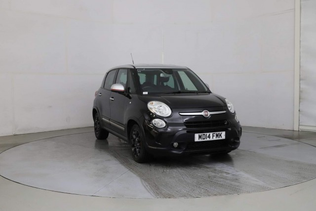 Fiat 500l 1.6 MultiJet Beats Edition 5dr MPV 2014