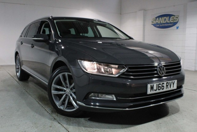 Volkswagen Passat 2.0 GT TDi Bluemotion Technology 5dr Estate 2016
