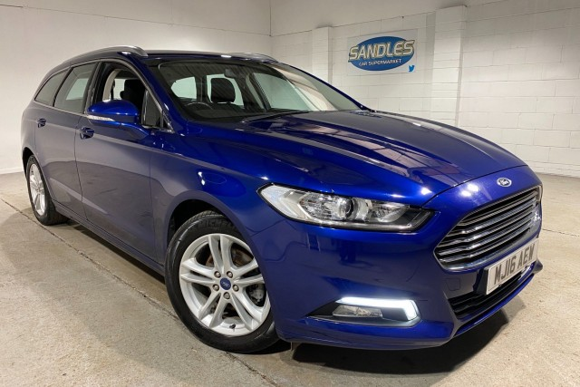 Ford Mondeo 2.0 Zetec TDCi 5dr Estate 2016