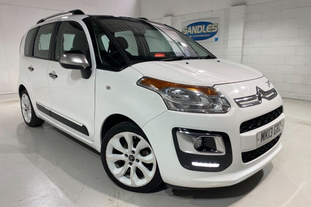 Citroen C3 Picasso 1.6 Selection HDi 5dr MPV 2013