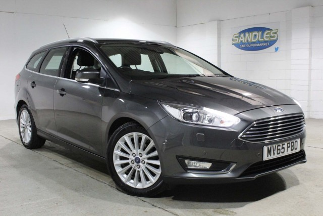 Ford Focus 1.5 Titanium X TDCi 5dr Estate 2015