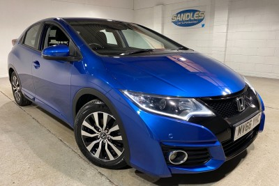 Honda Civic I-dtec Se Plus Navi
