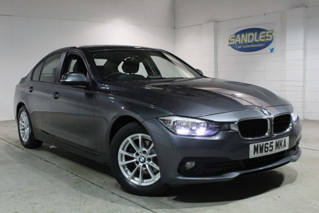 BMW 3 Series 2.0 320d Ed Plus 4dr Saloon 2015