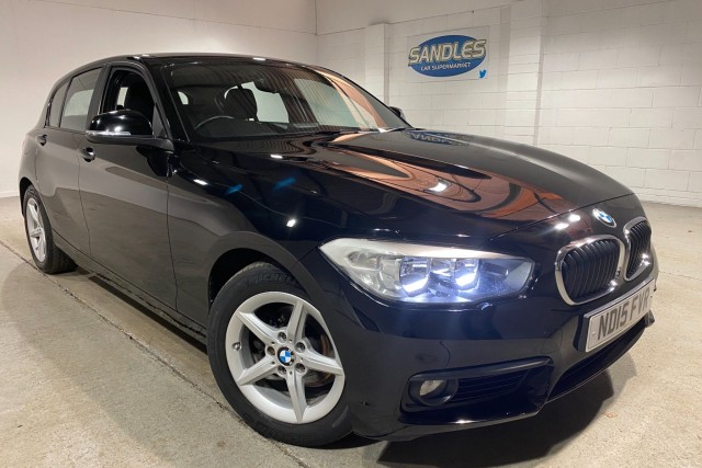 BMW 1 Series 1.5 116d Ed Plus 5dr Hatchback 2015