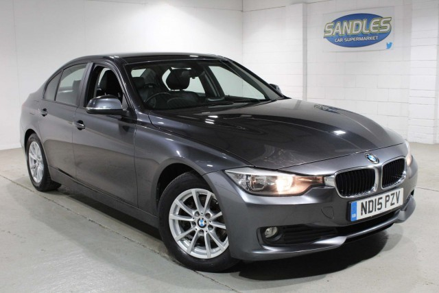 BMW 3 Series 2.0 320d Efficientdynamics Business 4dr Saloon 2015