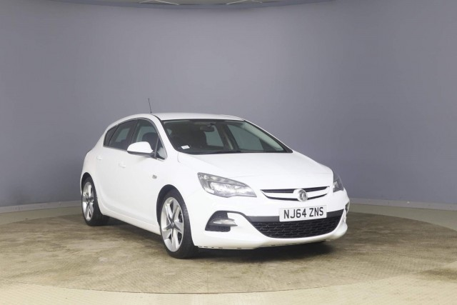 Vauxhall Astra 1.6 Limited Edition 5dr Hatchback 2014