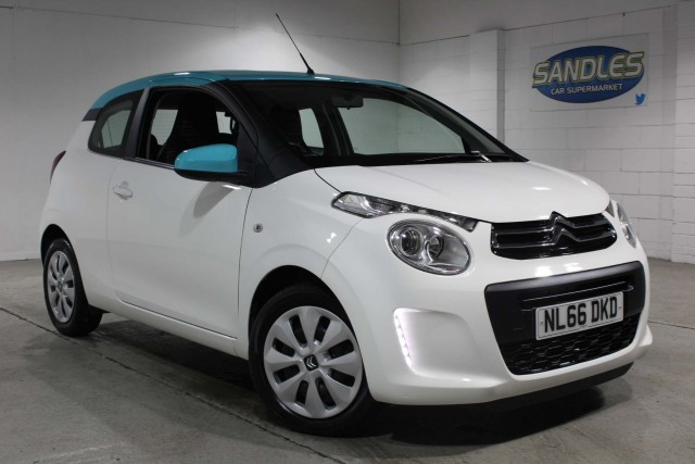 Citroen C1 1.0 Feel 3dr Hatchback 2016