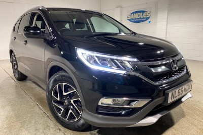 Honda Cr-v I-dtec Se Plus