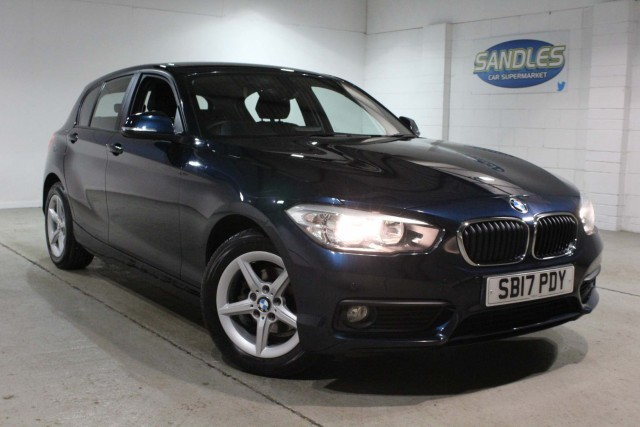 BMW 1 Series 1.5 116d Se 5dr Hatchback 2017