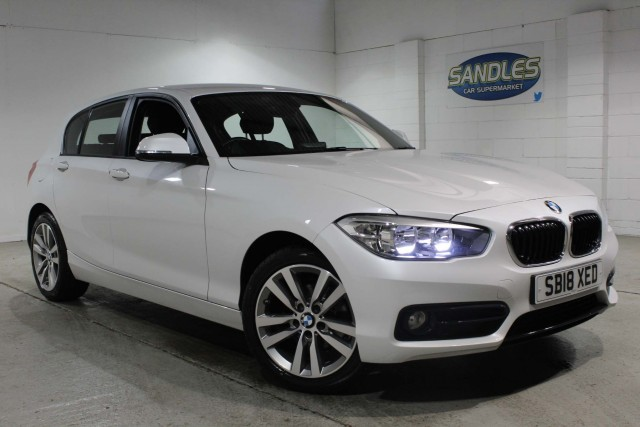 BMW 1 Series 1.5 116d Sport 5dr Hatchback 2018