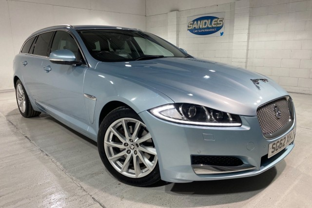 Jaguar XF 2.2 D Premium Luxury Sportbrake 5dr Estate 2013