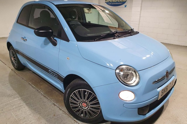 Fiat 500 1.2 Pop 3dr Hatchback 2011