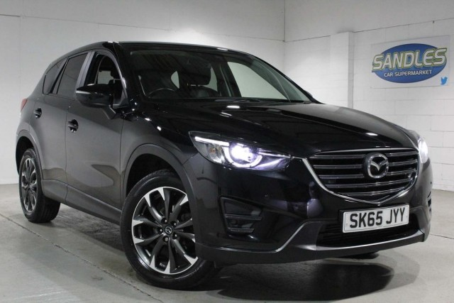 Mazda CX-5 2.2 D Sport Nav 5dr Estate 2015