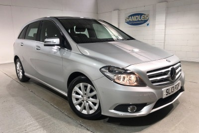 Mercedes Benz B-class B180 Blueefficiency Se