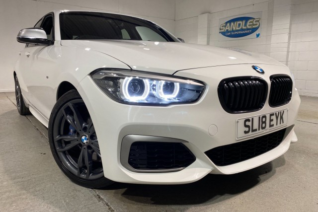 BMW 1 Series 3.0 M140i Shadow Edition 5dr Hatchback 2018
