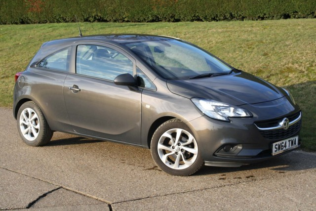 Vauxhall Corsa 1.2 Excite Ac 3dr Hatchback 2015