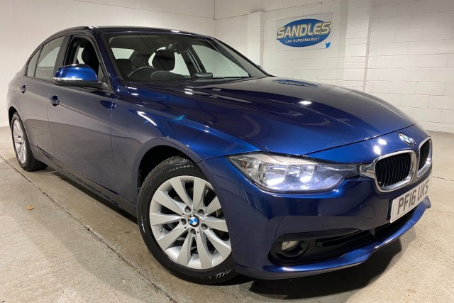BMW 3 Series 2.0 318d Se 4dr Saloon 2016