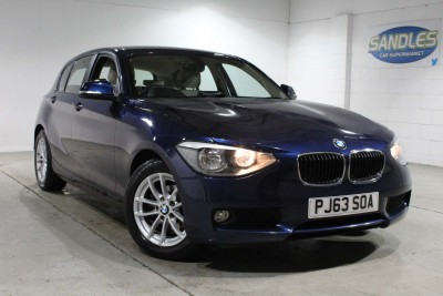 BMW 1 Series 116d Efficientdynamics Business