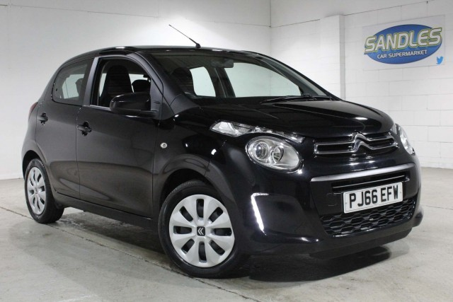 Citroen C1 1.2 Puretech Feel 5dr Hatchback 2016