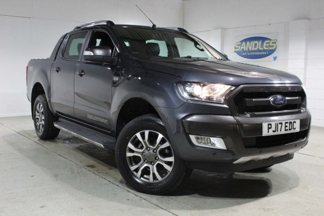 Ford Ranger 3.2 Wildtrak 4x4 Dcb TDCi Pick Up 2017