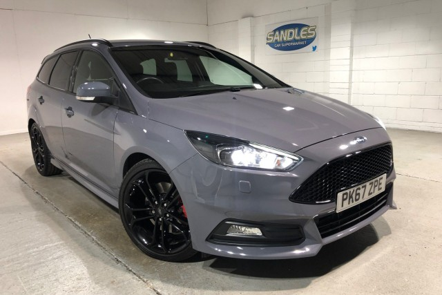 Ford Focus 2.0 St-3 TDCi 5dr Estate 2017