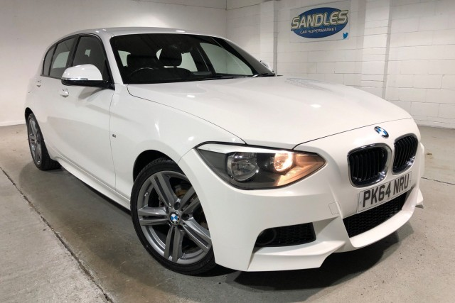 BMW 1 Series 2.0 120d M Sport 5dr Hatchback 2014
