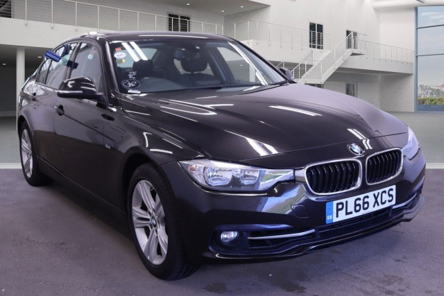 BMW 3 Series 1.5 318i Sport 4dr Saloon 2017