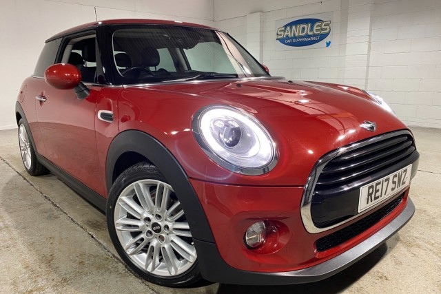 Mini Hatch 1.5 Cooper 3dr Hatchback 2017