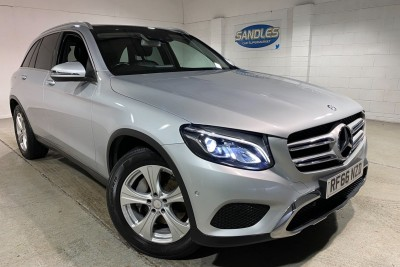 Mercedes Benz Glc-class Glc 220 D 4matic Sport Premium Plus