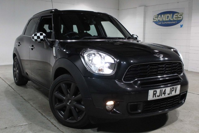 Mini Countryman 2.0 Cooper Sd All4 5dr Hatchback 2014