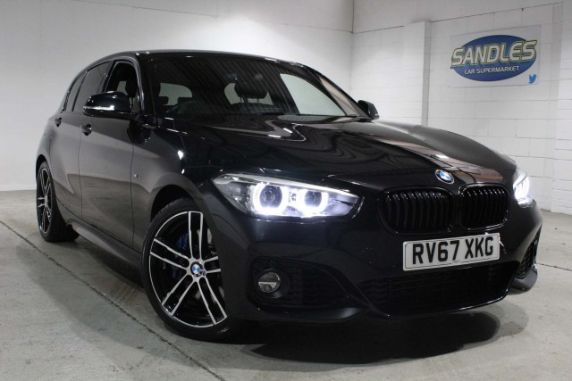 BMW 1 Series 1.5 118i M Sport Shadow Edition 5dr Hatchback 2017