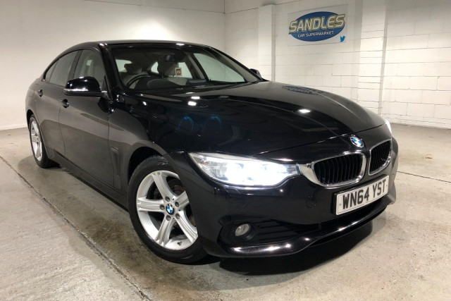 BMW 4 Series 2.0 420d SE Gran Coupe 4dr Coupe 2014