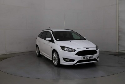 Ford Focus St-line Tdci