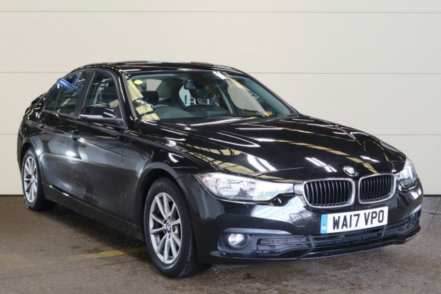 BMW 3 Series 2.0 320d Ed Plus 4dr Saloon 2017