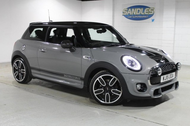 Mini Hatch 2.0 Challenge 210 Edition 3dr Hatchback 2015