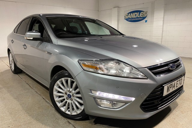 Ford Mondeo 1.6 Zetec Business Edition TDCi 5dr Hatchback 2014