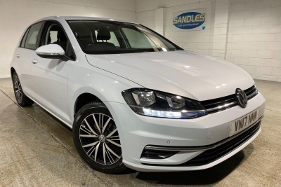 Volkswagen Golf Se Navigation Tsi Bluemotion Technology