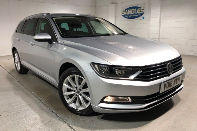 Volkswagen Passat 2.0 SE Business TDi Bluemotion Tech DSG 5dr Estate 2016