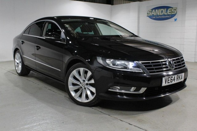 Volkswagen CC 2.0 GT TDi Bluemotion Technology 4dr Coupe 2014