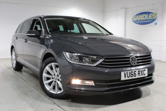 Volkswagen Passat 2.0 SE Business TDi Bluemotion Technology 5dr Estate 2016