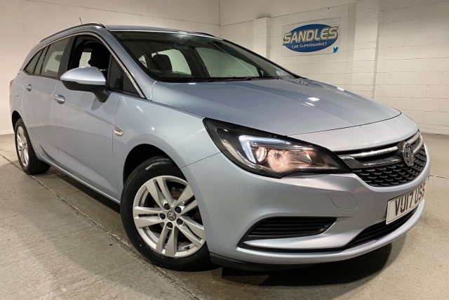 Vauxhall Astra 1.6 Design CDTi 5dr Estate 2017