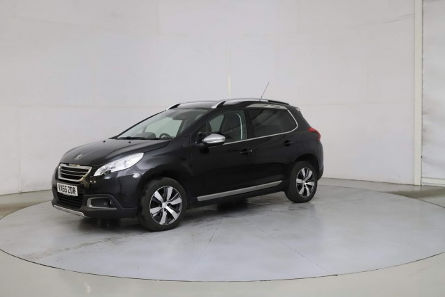 Peugeot 2008 1.6 Blue HDi S/S Allure 5dr Suv 2015