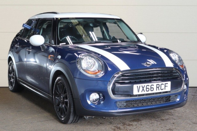 Mini Hatch 1.5 Cooper 5dr Hatchback 2016