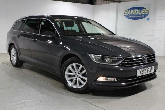 Volkswagen Passat 2.0 SE Business TDi Bluemotion Technology 5dr Estate 2015