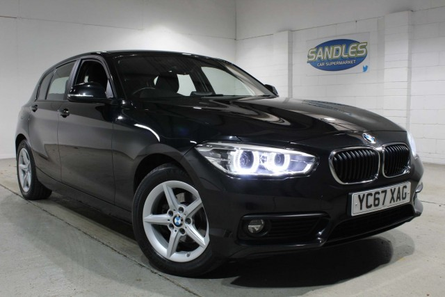 BMW 1 Series 1.5 116d SE Business 5dr Hatchback 2017