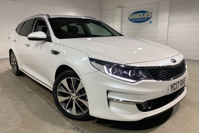 Kia Optima 1.7 CRDi 3 Isg 5dr Estate 2017