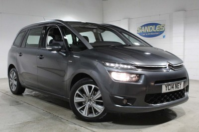 Citroen C4 Grand Picasso E-hdi Airdream Exclusive