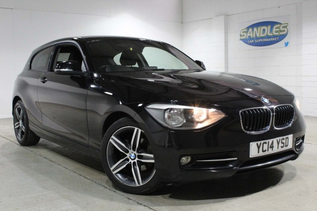 BMW 1 Series 1.6 116i Sport 3dr Hatchback 2014